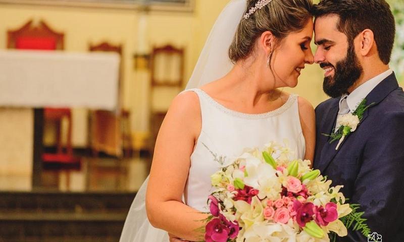 Casamento Elaine e Robison