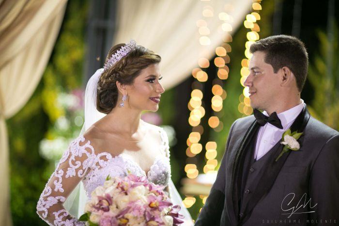 Casamento Claudiany e Thiago