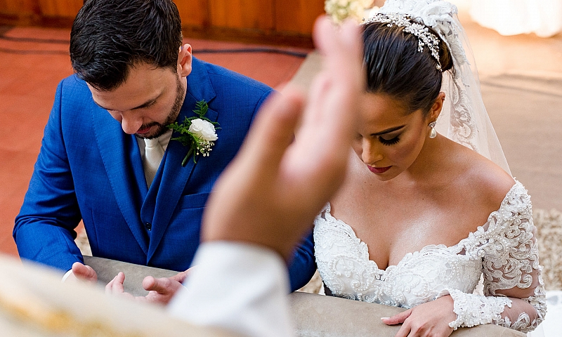 Casamento Rafaela e George