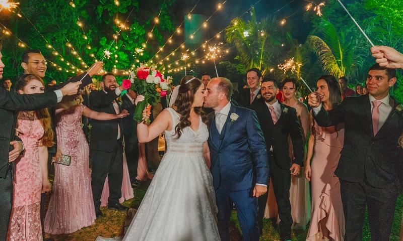 Casamento Thalita e Bruno