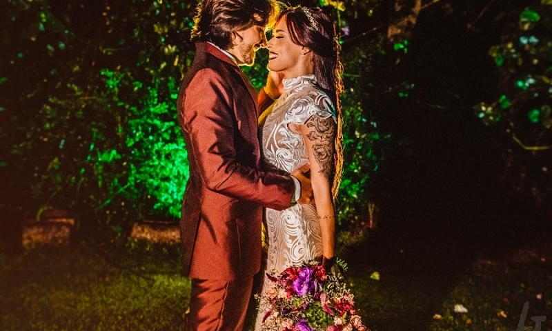 Casamento Barbara e Cauby