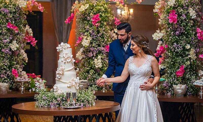 Casamento Lais e  João Henrique